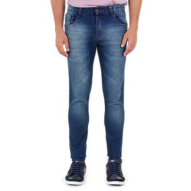 Cala Jeans Slim Masculina Max Denim