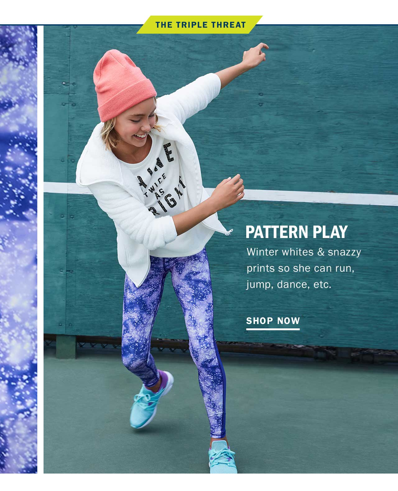 PATTERN PLAY | SHOP NOW