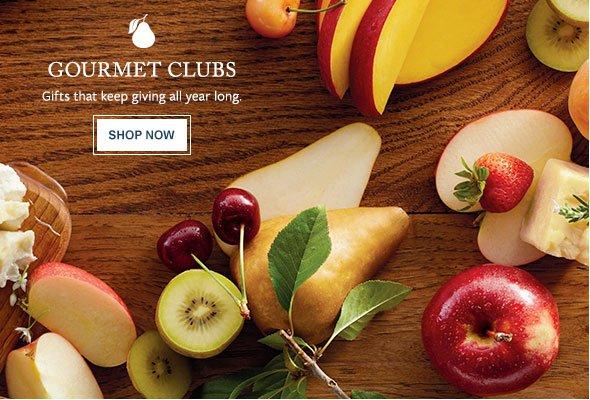 Gourmet Clubs