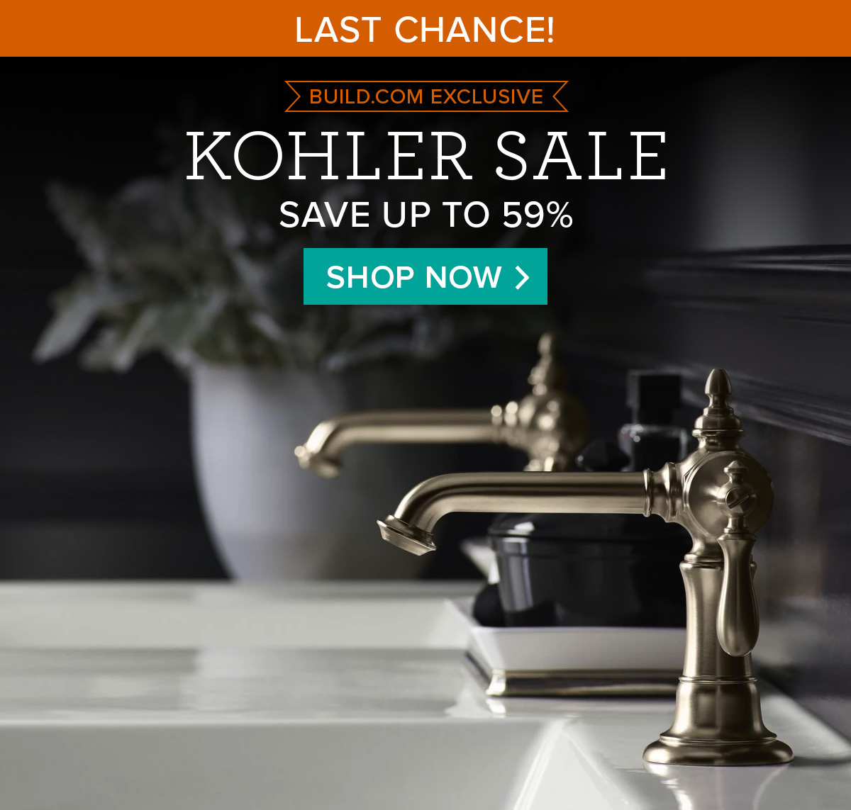 Build.com: Special savings on Kohler. Only at Build.com | Milled