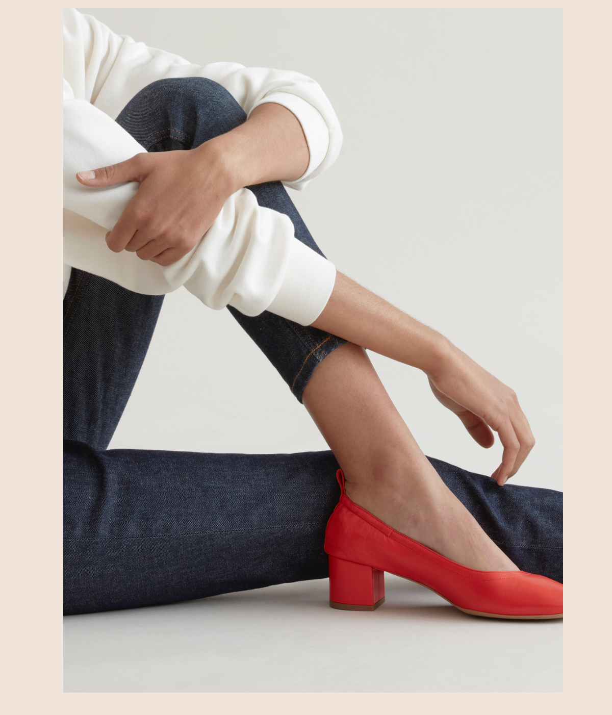 Everlane: The Red Day Heel Returns | Milled