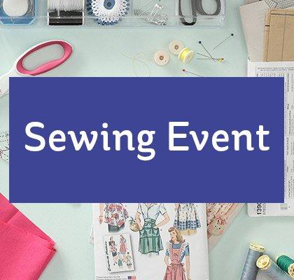 Hobbycraft: Half Price Gutermann Thread, Sewing Patterns, Storage ...