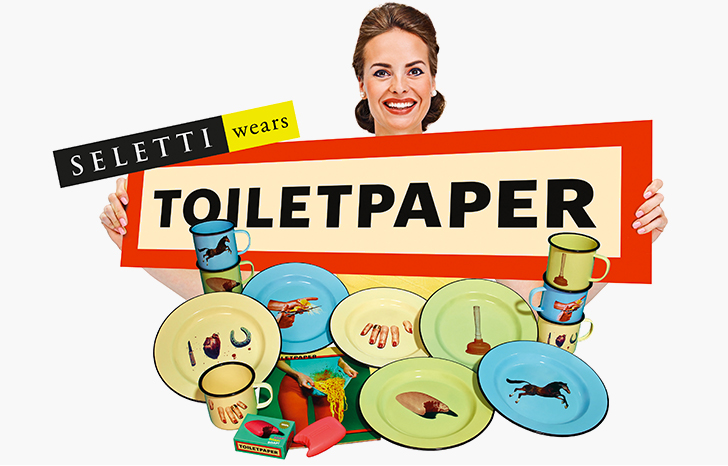 Seletti at WallpaperSTORE*