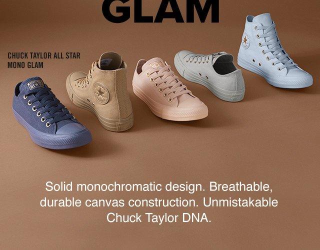 converse chuck taylor mono glam