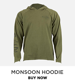Monsoon Salt Wash Hoodie