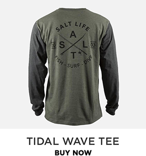 Tidal Wave Long Sleeve Tee