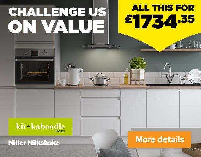 Challenge Us On Value. Kit Kaboodle Miller Milkshake All This For 1734.35.  More Details