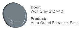 Wolf Gray 2127-40