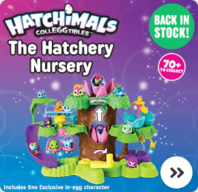 Hatchimals Colleggtibles - The Hatchery Nursery