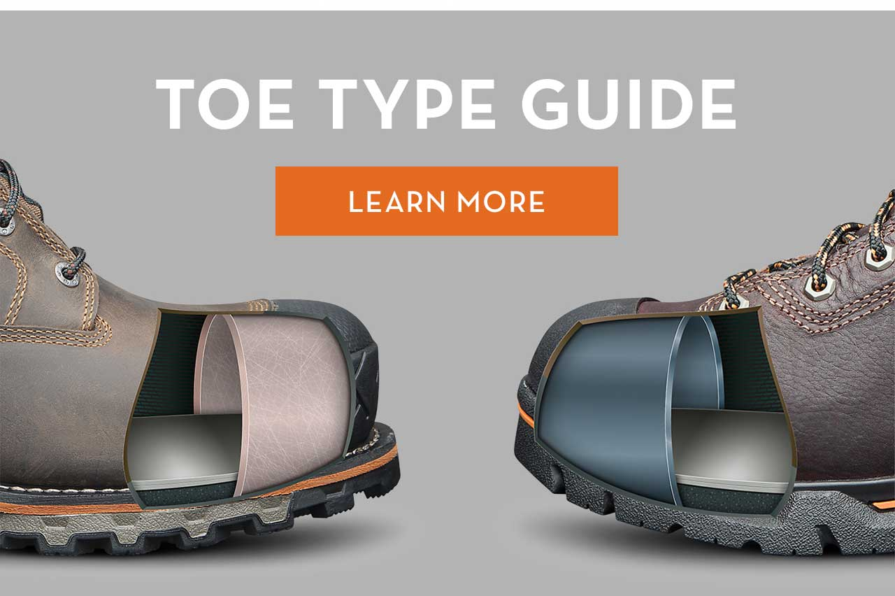 Toe Type Guide Learn More