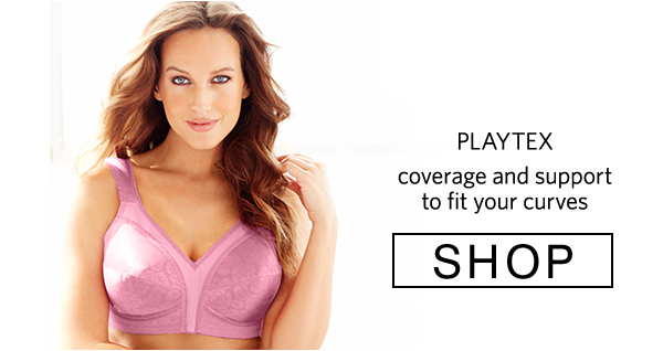 Shop Playtex Bras - Turn on your images