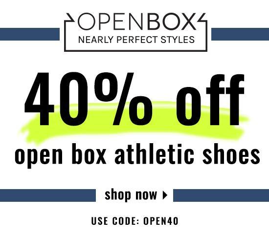 New Balance • OPEN BOX SALE