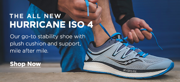 THE ALL NEW HURRICANE ISO 4