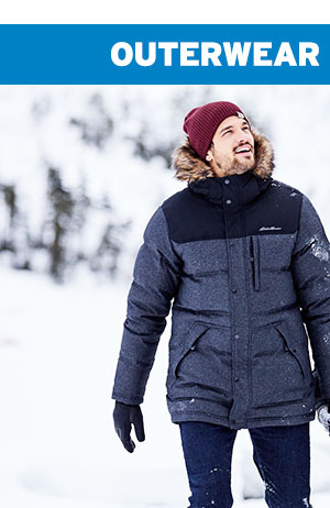 OUTERWEAR FROM $139 | SHOP MEN'S OUTERWEAR
