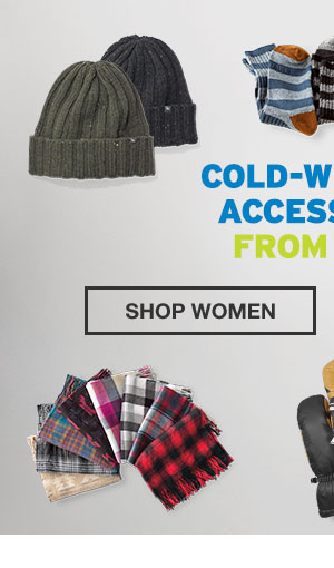 COLD WEATHER ACCESSORIES | SHOP WOMEN