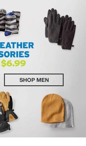 COLD WEATHER ACCESSORIES | SHOP MEN