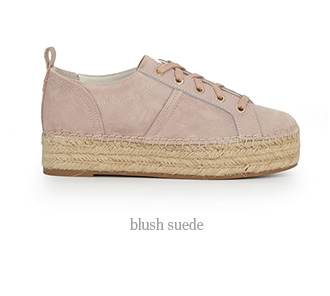 Blush Suede - Shop Now
