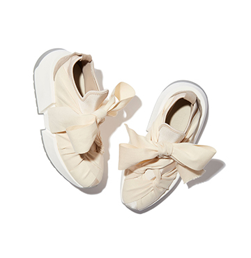 Ribbon Sneaker, MM6 $390