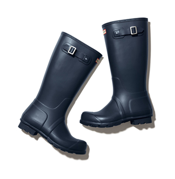 Hunter Boots Original Tall Matte Boots $150