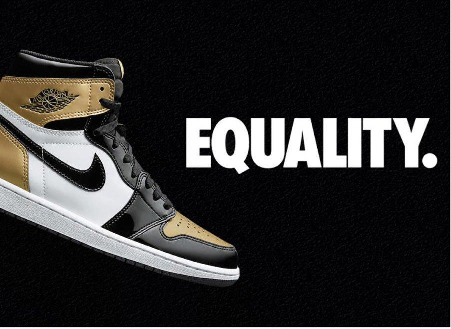 new product 85e37 83976 DTLR (Down Town Locker Room): Jordan 1 'Gold Toe'   Milled
