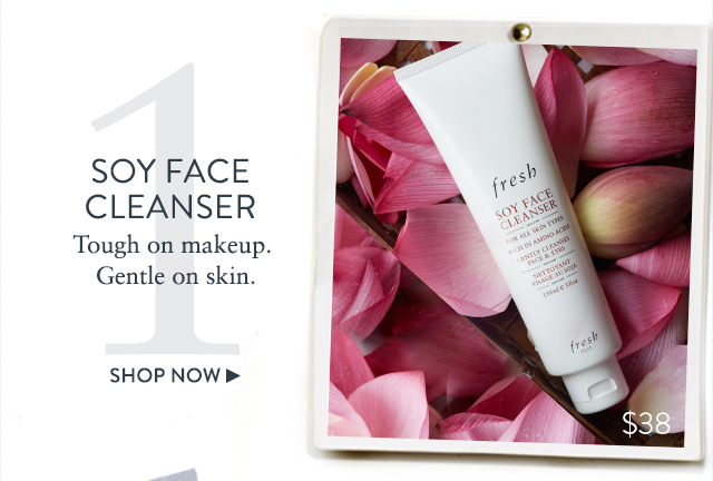 SOY FACE CLEANSER