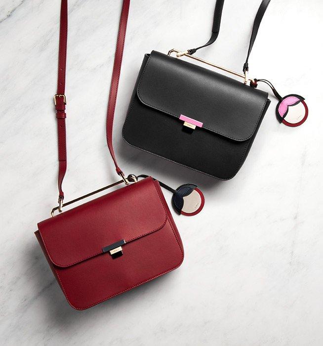 Elisir shoulder bag - Black Furla Cheap Sale Pay With Visa Supply Sale Online Very Cheap Price cGpVxo