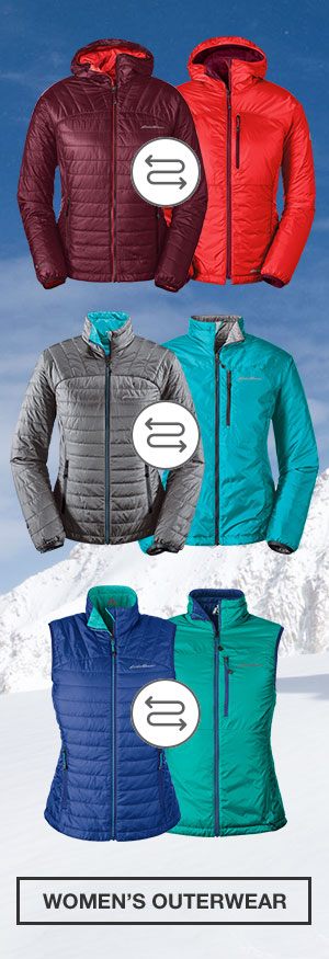 IGNITELITE REVERSIBLE | SHOP WOMEN'S OUTERWEAR