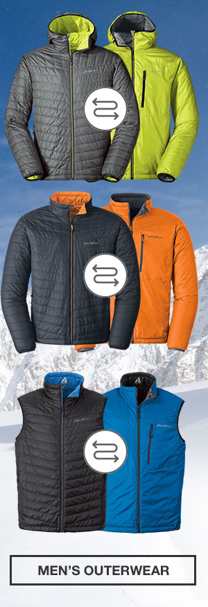 IGNITELITE REVERSIBLE | SHOP MEN'S OUTERWEAR