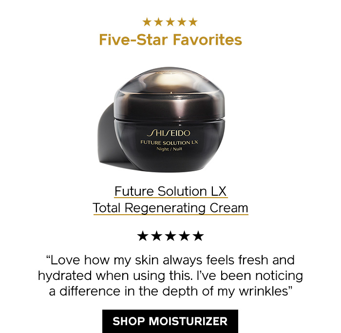 shop moisturizer