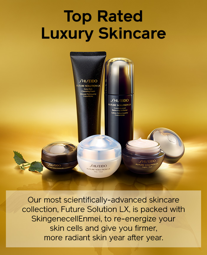 top rated luxury skincare
