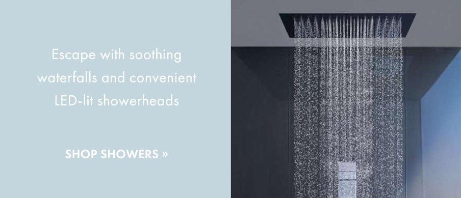 Showers.