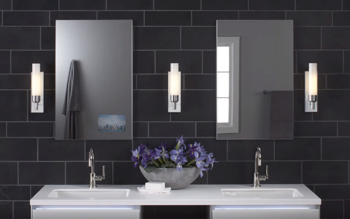 Shop High Tech Bathroom Upgrades.