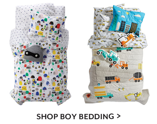 Shop Boy Bedding