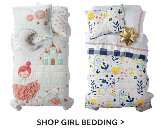 Shop Girl Bedding