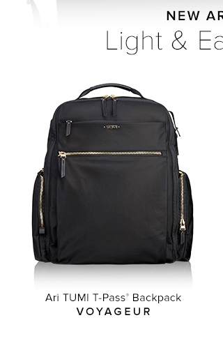 Ari TUMI T-Pass Backpack