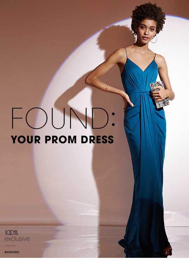 Bloomingdales Uk Because The Early Bird Gets The Prom Dress Milled