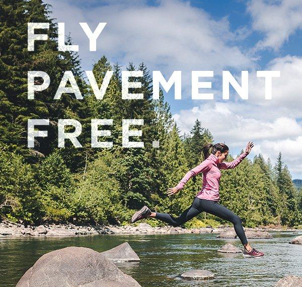 FLY PAVEMENT FREE