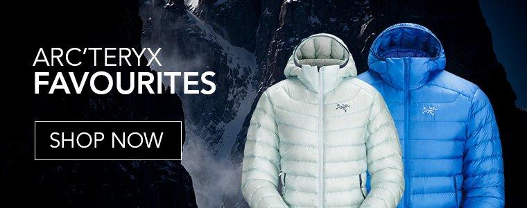 Arc'teryx Favourites - Shop Now