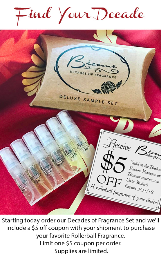 Besame Cosmetics Related Coupons