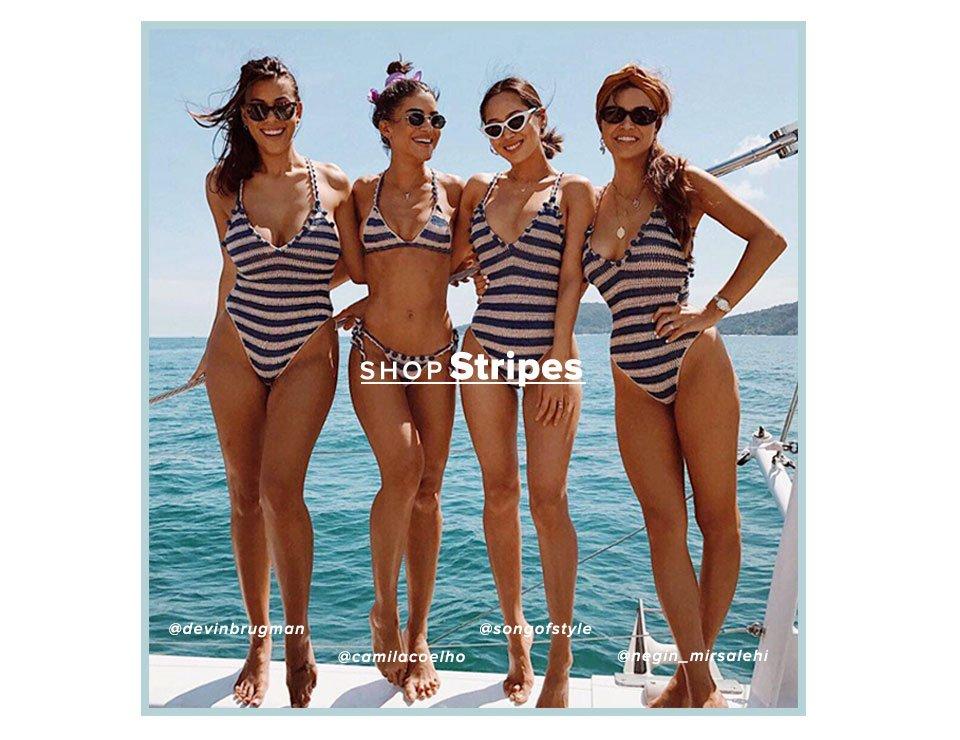 Shop stripes