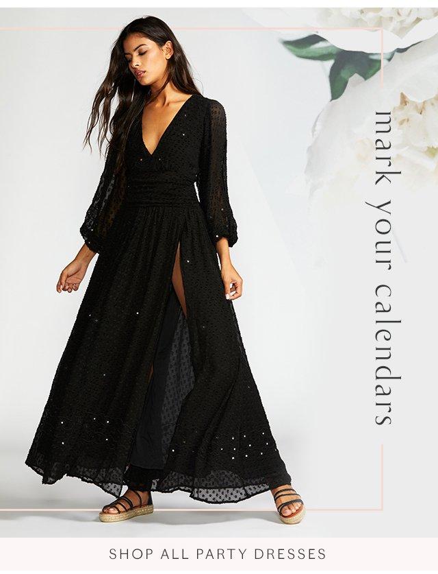 Shop All Party Dresses