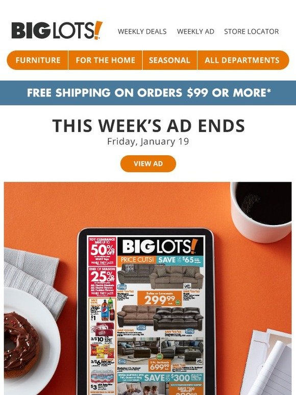 Big Lots Dont Miss This Weeks Ad