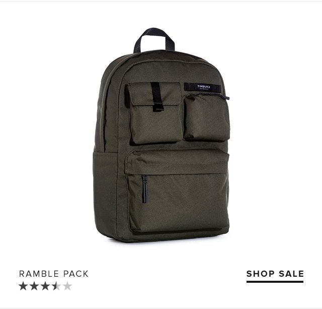 Ramble Pack | Shop Sale