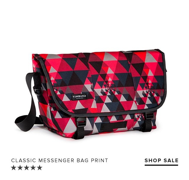 Classic Messenger Bag Print | Shop Sale