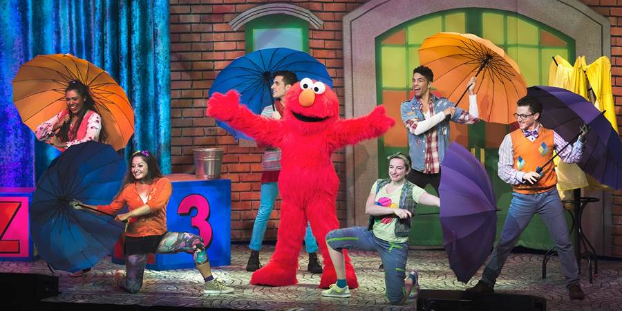 Travelzoo 39 Sesame Street Live 39 At Madison Square Garden 24 Milled