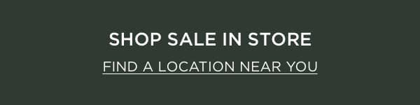Shop Sale In Store