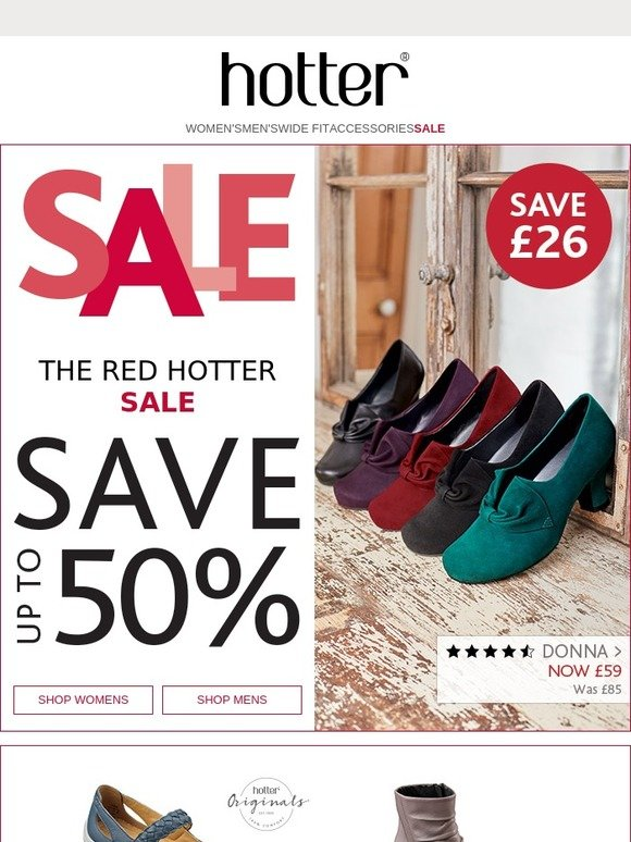 Best Sellers In The Red Hotter Sale