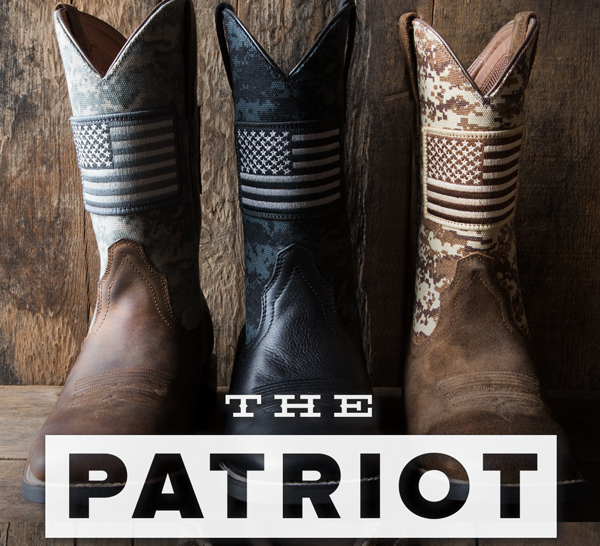 004d354110f Ariat International, Inc.: Introducing the Patriot Hoodie   Milled