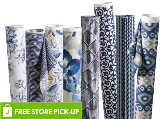 54 inch Home Decor Prints, Solids and Upholstery Fabrics. FREE Store Pick-Up.