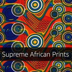 Supreme African Prints